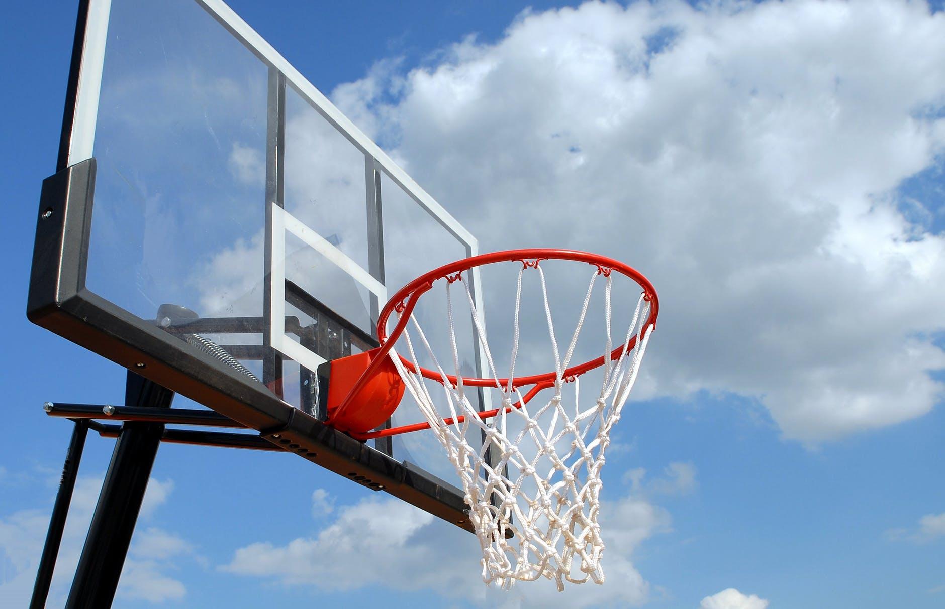basketball hoop installation