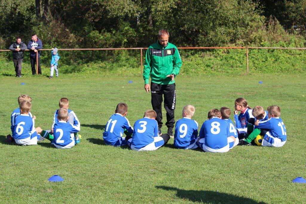 soccer coaching