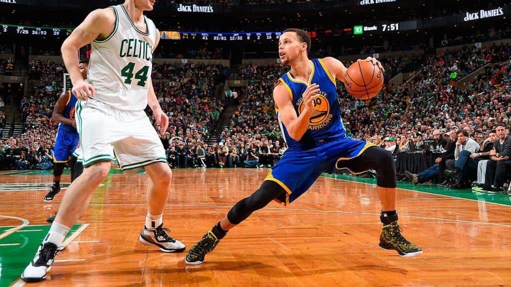 steph curry ankle brace