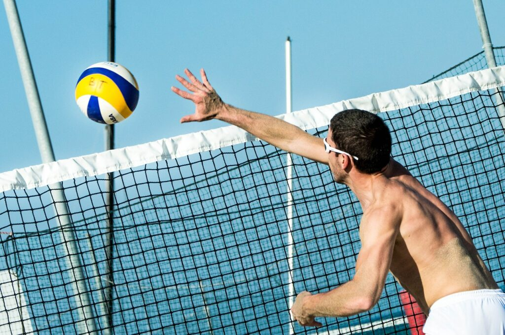 sunglasses for beach volleyball