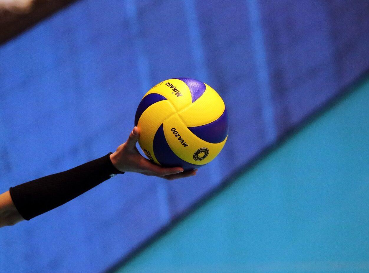best volleyballs