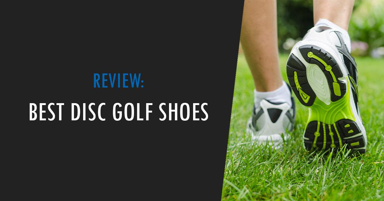 best disc golf shoes